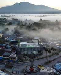 Bukan Eropa, Ini di Lampung