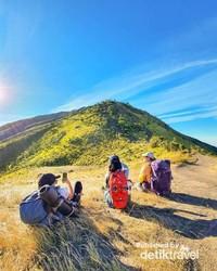 Instagram Gunung Merbabu