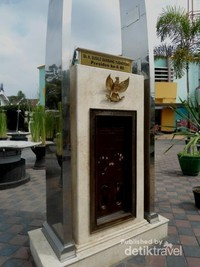 Tapak Presiden Republik Indonesia{Foto : Christian Heru Cahyo Saputro)