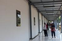 Lorong museum dengan berbagai gambar dan foto akan menyambut pengunjung begitu memasuki museum.
