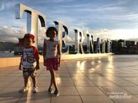 Landmark Kota Ternate yang Instagramable