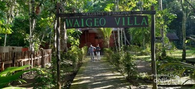 Karantina Ala Resort Raja Ampat Percepat Kesembuhan Pasien