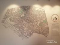Peta Udon Thani zaman dulu