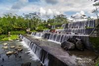 Pemandangan Obyek Wisata Gerojogan Watu Purbo