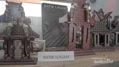 Oleh – Oleh  Pisau Batik khas Bantul