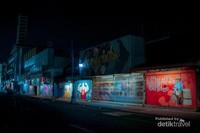 Mural Koridor GatSu Solo