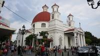 Gereja Blenduk, landmark kota lama Semarang