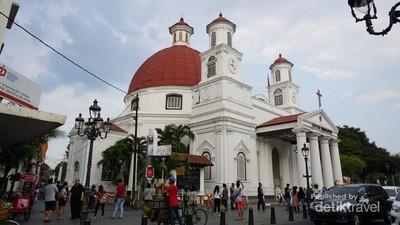 Menjelajah Little Netherland di Semarang