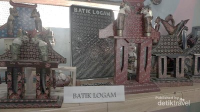 Oleh-oleh Unik Khas Bantul: Pisau Batik