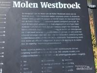Sekilas penjelasan tentang keberadaan Kincir Angin Westbroek