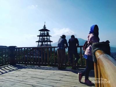 Taman Wisata Kopeng, Taman Kekinian di Semarang