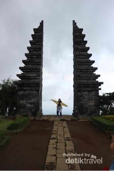 Menyambangi Candi Cetho di Karanganyar, Serasa di Bali