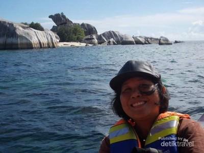 Tahu Nggak, di Belitung Ada Pulau Batu Garuda?