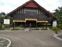 Museum Cut Nyak Dhien yang berada di Desa Lampisang, Peukan Bada, Kabupaten Aceh Besar