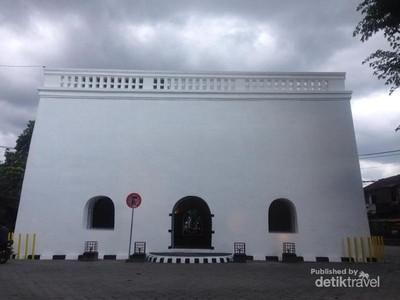 Bangunan Unik yang Bersejarah di Yogyakarta