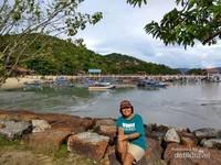 Keindahaan Pantai Cenang di Pulau Langkawi