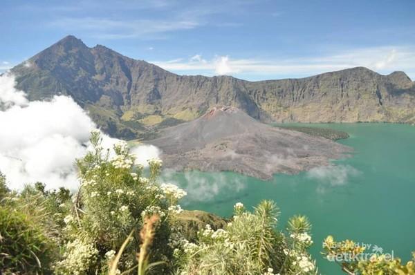 Instagram Taman Nasional Gunung Rinjani