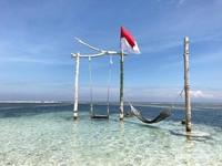 Instagram Gili Terawangan Lombok