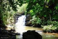 Air terjun kedua dari sungai Pampang