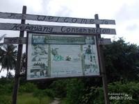 Selamat datang di Pulau Kepayang.