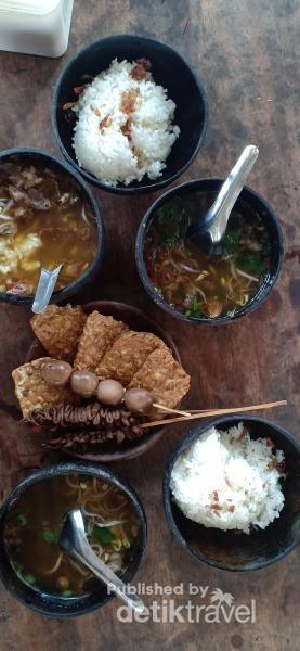Saoto Bathok, Kuliner Legendaris Khas Yogyakarta