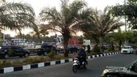 Suasana di Alun-alun Kidul