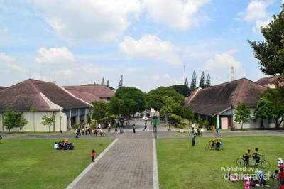 Mengagumi Museum Benteng Vredeburg di Yogyakarta