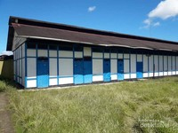 Ruang Penjara dengan Berbagai Kapasitas