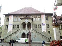 Gedung Pemerintahan Kota Bern