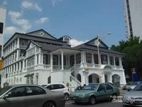 Sebuah bangunan unik di kota Seremban.