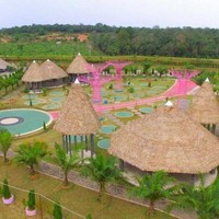Penampakan Jambi Paradise(INSTAGRAM : @JAMBIPARADISE)