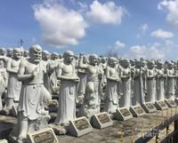 Uniknya wisata di Patung Seribu