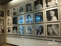 Jajaran foto aktor dan aktris SM.