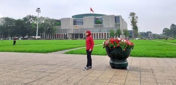 Mauseleum Presiden Ho Chi Minh