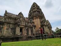 The central sanctuary of Phimai historical park