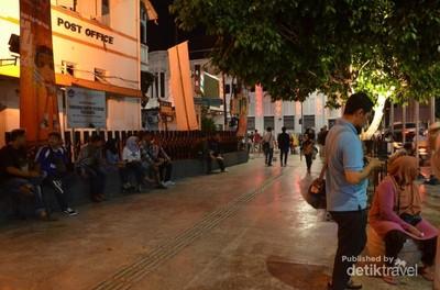 Kangennya Suasana Malam di Kota Yogyakarta