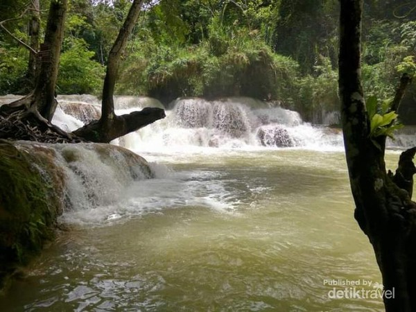 Kuang Si, Mahakarya alam terindah di Luang Prabang.