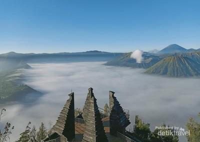 Ini Spot Terbaik Lihat Gunung Bromo