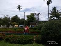 Ini Taman Kota di Situs Warisan Dunia UNESCO