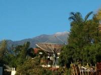 Gunung Arjuno dari Prigen, Pasuruan yang indah.