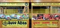 Soto Abas, Rajanya soto ayam Lamongan.