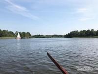 Danau Loosdrecht yang luas