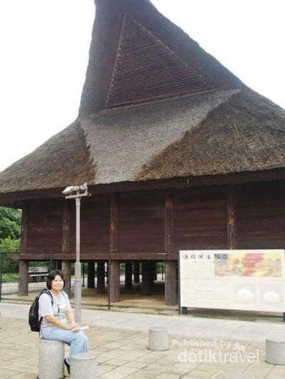 Menembus Lorong Waktu di Museum Sejarah Osaka