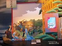 Potret Osaka di masa lalu.
