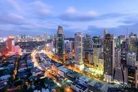 Kota metro Manila yang ada di Filipina