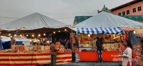 Pasar oleh-oleh khas India