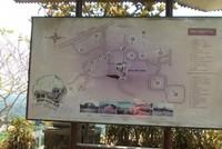 Peta Situs Ratu Boko