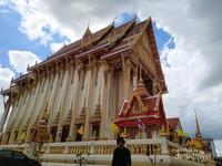 Bangunan utama Wat That