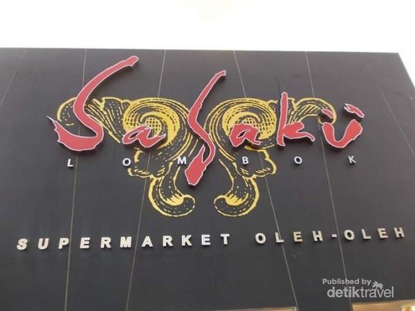 Sasaku, pusat oleh-oleh khas Lombok