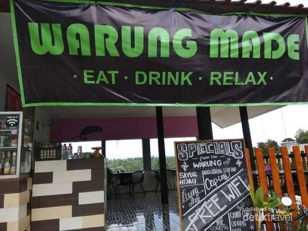 Warung Made Tabanan Bali
